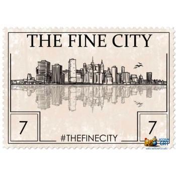Табак для кальяна Contrabanda The Fine City (Контрабанда Жвачка Турбо) 40г Акцизный