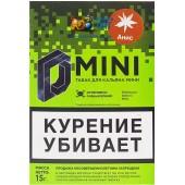 Табак D-mini Анис 15г