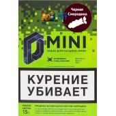 Табак D-mini Черная Смородина 15г