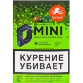 Табак D-mini Цитрус 15г