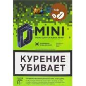 Табак D-mini Кофе 15г