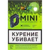 Табак D-mini Зеленое яблоко 15г