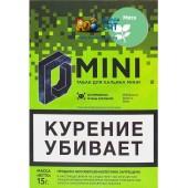 Табак D-mini Мята 15г