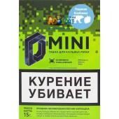 Табак D-mini Ледяная Клубника 15г