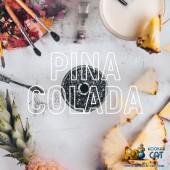 Табак Dali Pina Colada (Пина Колада) + Frigate 100г