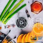 Табак Dali Revenge (Ревень Апельсин) + Frigate 100г