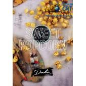 Табак Dali Sweet Popcorn (Сладкий Попкорн) + Frigate 100г