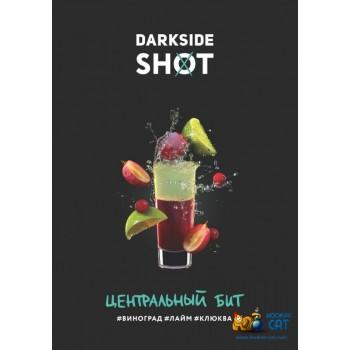 Табак для кальяна Dark Side Shot Центральный Бит (Дарк Сайд Шот) 120г Акцизный