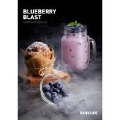 Табак Dark Side Blueberry Blast Medium / Core (Черничный взрыв) 100г