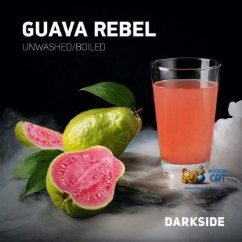 Табак для кальяна Dark Side Guava Rebel Medium / Core (ДаркСайд Гуава Медиум / Кор) 100г