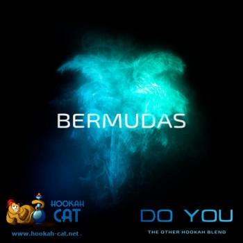 Бестабачная смесь для кальяна Do You Bermudas (Чайная смесь Ду Ю Бермуды) 50г купить в Москве недорого