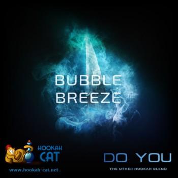 Бестабачная смесь для кальяна Do You Bubble Breeze (Чайная смесь Ду Ю Бабл Бриз) 50г купить в Москве недорого