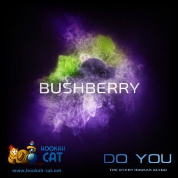 Бестабачная смесь для кальяна Do You Bushberry (Чайная смесь Ду Ю Бушберри) 50г
