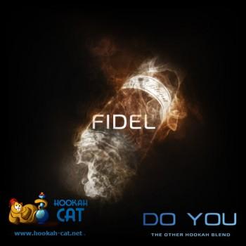 Бестабачная смесь для кальяна Do You Fidel (Чайная смесь Ду Ю Орехи с Черносливом) 50г
