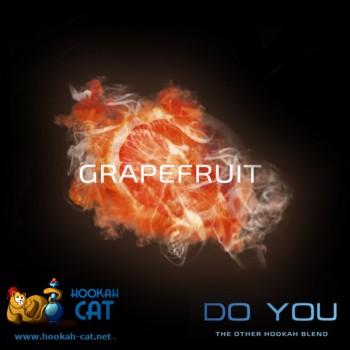 Бестабачная смесь для кальяна Do You Grapefruit (Чайная смесь Ду Ю Грейпфрут) 50г
