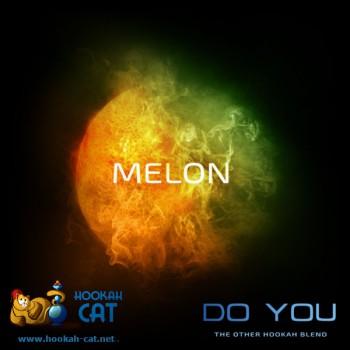 Бестабачная смесь для кальяна Do You Melon (Чайная смесь Ду Ю Дыня) 50г купить в Москве недорого
