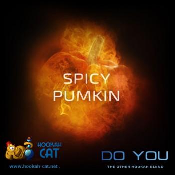 Бестабачная смесь для кальяна Do You Spicy Pumpkin (Чайная смесь Ду Ю Пряная Тыква) 50г купить в Москве недорого