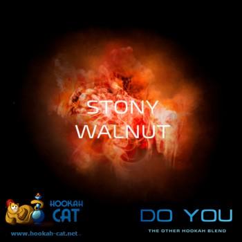 Бестабачная смесь для кальяна Do You Stony Walnut (Чайная смесь Ду Ю Грецкий Орех) 50г