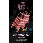 Табак Duft All-In Berrieta (Малиновый Пирог) 25г Акцизный