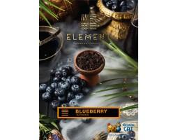 Табак Element Earth Blueberry (Черника Земля) 40г Акцизный