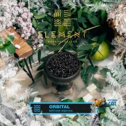 Табак Element Water Orbital (Мятная Жвачка Вода) 40г Акцизный