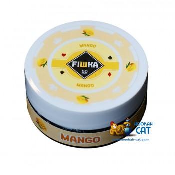 Бестабачная смесь для кальяна Fiшка Mango (Фишка Манго) 50г