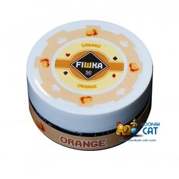 Бестабачная смесь для кальяна Fiшка Orange (Фишка Апельсин) 50г
