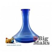 Колба для кальяна BigMaks Rainbow Синяя