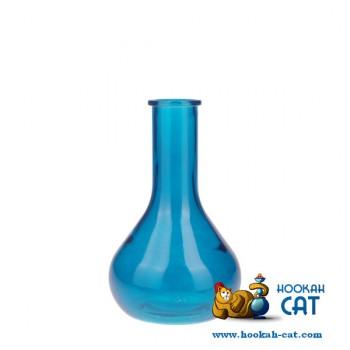 Колба для кальяна Hate Alchemist B Blue (Хейт Алхимик Синяя)