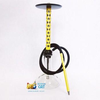 Кальян BoDo M-1 Yellow (БоДо М-1 Желтый)