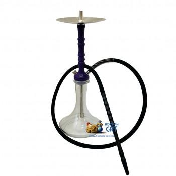 Кальян Pandora Light Violet (Пандора Лайт Фиолетовый, Полный Комплект)