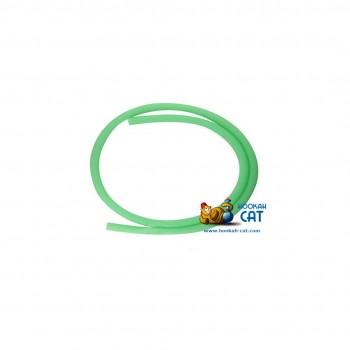 Силиконовый шланг для кальяна Soft Touch Hype Green (Софт Тач Хайп Зеленый)