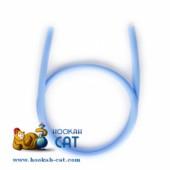 Силиконовый шланг Soft Touch Голубой