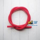 Силиконовый шланг Smokelab Soft Touch Красный