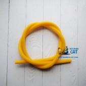 Силиконовый шланг Smokelab Soft Touch Желтый