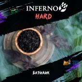 Табак Inferno Hard Базилик 50г Акцизный