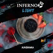 Табак Inferno Light Клубника 50г Акцизный
