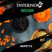 Табак Inferno Medium Амаретто 50г Акцизный