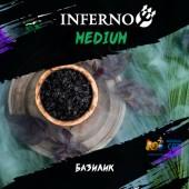 Табак Inferno Medium Базилик 50г Акцизный