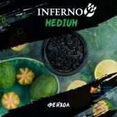 Табак Inferno Medium Фейхоа 50г Акцизный