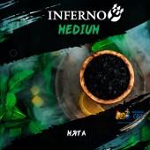 Табак Inferno Medium Мята 50г Акцизный