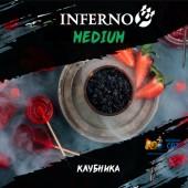 Табак Inferno Medium Клубника 50г Акцизный