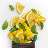 Табак Jibiar Lemon Mint (Лимон Мята) Акцизный 50г