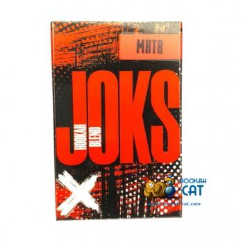 Бестабачная смесь для кальяна Joks (Джокс) Мята 50г