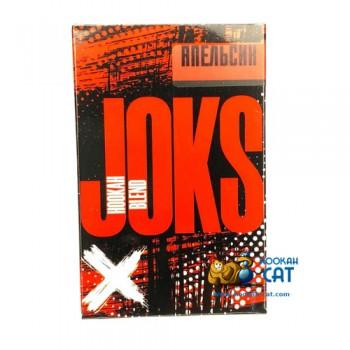 Бестабачная смесь для кальяна Joks (Джокс) Апельсин 50г