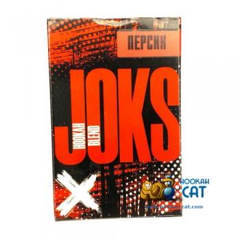 Бестабачная смесь для кальяна Joks (Джокс) Персик 50г