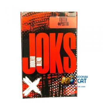 Бестабачная смесь для кальяна Joks (Джокс) Тутти Фрутти 50г