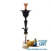 Кальян Khalil Mamoon Lotus Ice Pot Black