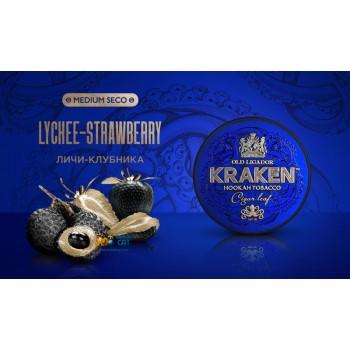 Табак Kraken Lychee Strawberry S11 Medium Seco (Кракен Личи Клубника Медиум Секо) 30г Акцизный