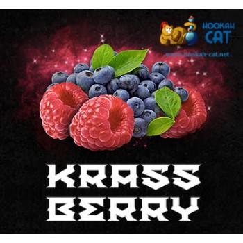Табак для кальяна Krass Siberian Edition Krass Berry (Красс Ягоды) 100г Акцизный